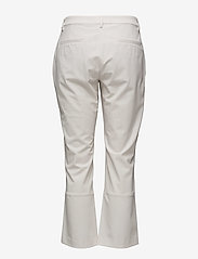 Hunkydory - Thelma Slacks - bukser med brede ben - bone beige - 1