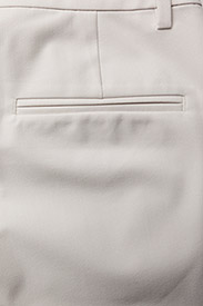 Hunkydory - Thelma Slacks - bukser med brede ben - bone beige - 3