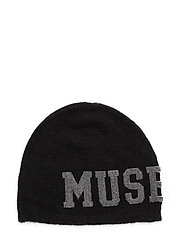 Muse Cap - ALMOST BLACK