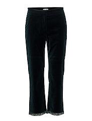 Sheridan Trouser - DEEP FOREST