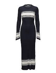 Aiden Dress - NAVY