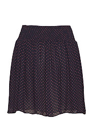 Bart Star Skirt - ALMOST BLACK STAR