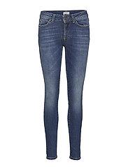 Dree Jeans - MID INDIGO WASH