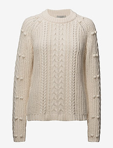 Cable Knit - BONE