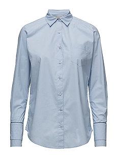 June Shirt - SKY BLUE