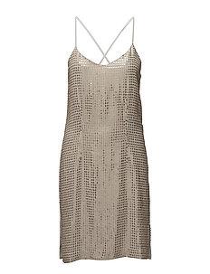 Stevey Cami Dress - DESERT BEIGE