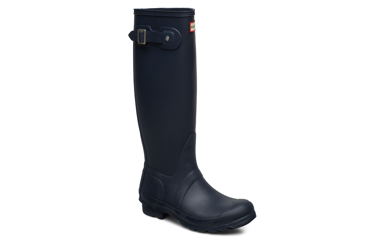 Hunter Hunter Women's Orig Tall - NAVY