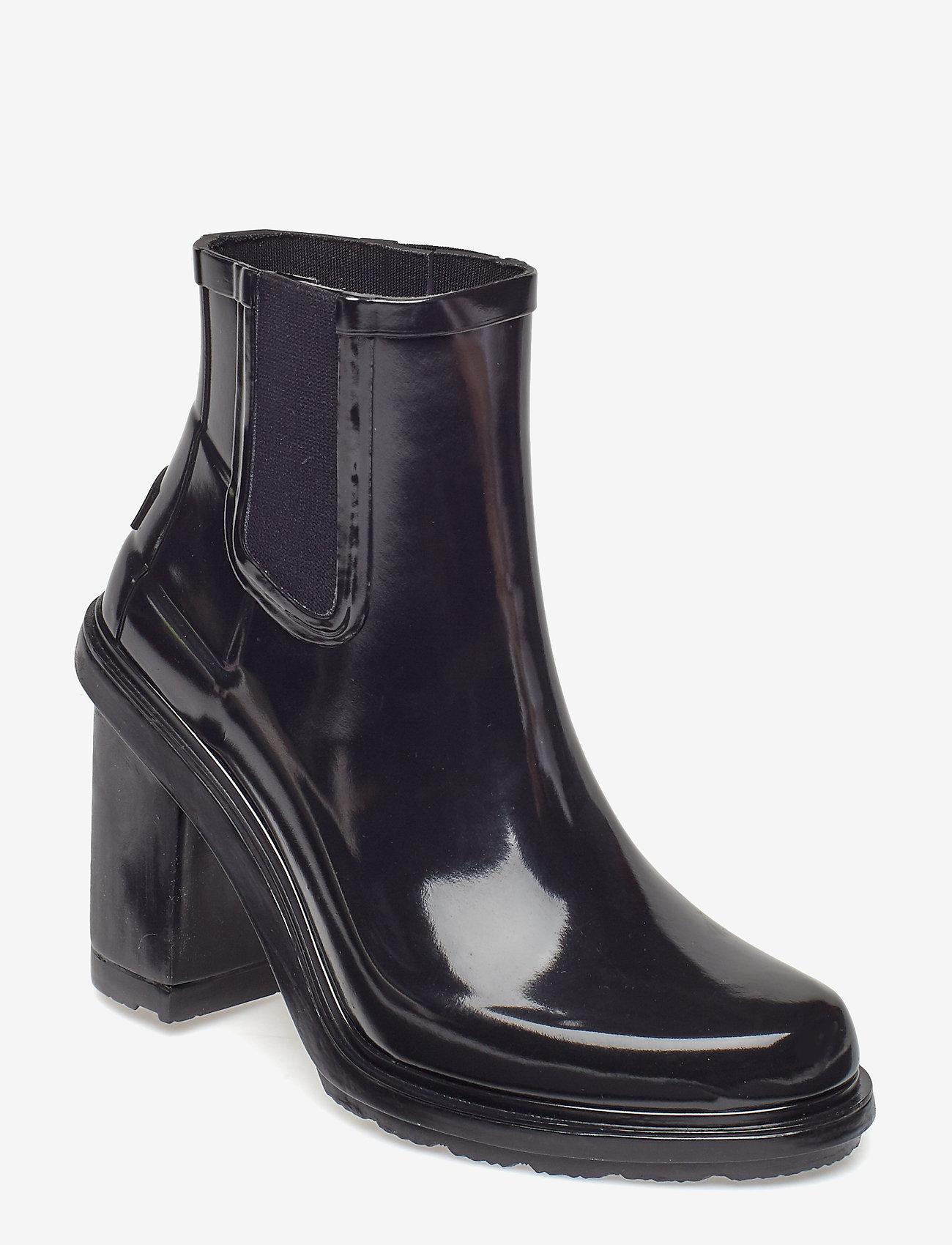Hunter - Hunter Ori Ref HighHeel - ankelstøvler med hæl - black - 0