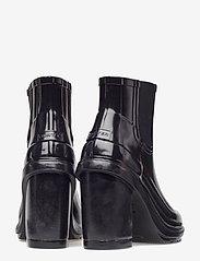 Hunter - Hunter Ori Ref HighHeel - ankelstøvler med hæl - black - 4
