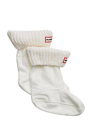 Hunter Kid Half Cardig BooSock - WHITE