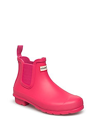 Hunter Wom Orig Chelsea - BRIGHT PINK