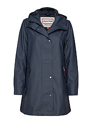Hunter W Orig Rub Hunting Coat - NAVY