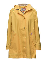 Hunter W Orig Rub Hunting Coat - YELLOW