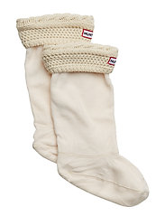 Hunter Kids MossCableCuff WS - CREAM