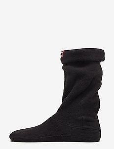 Hunter Kids Boot Sock - BLACK
