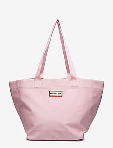 Hunter Orig Lightw Rubber Tote - CANDY FLOSS