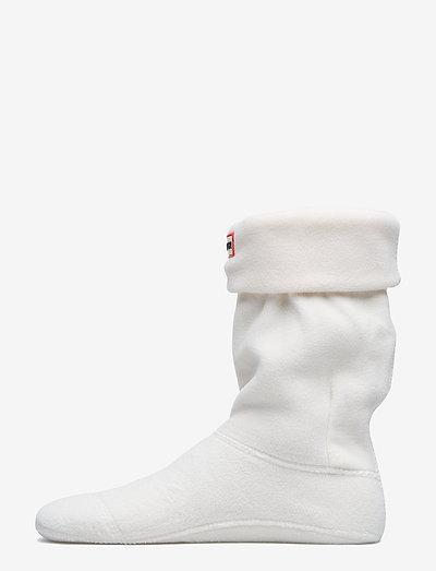 Hunter Short Boots Socks - almindelige strømper - cream