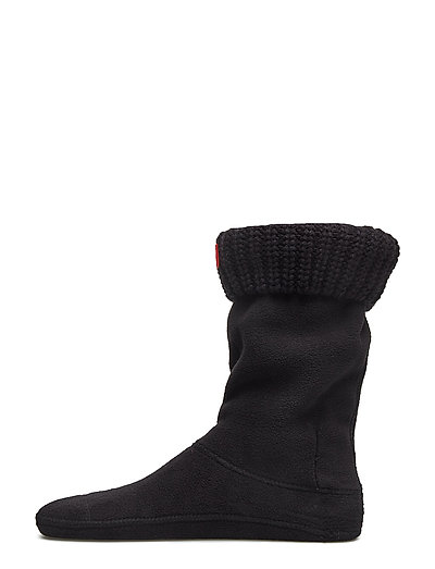 Hunter Kid Half Cardig BooSock - BLACK