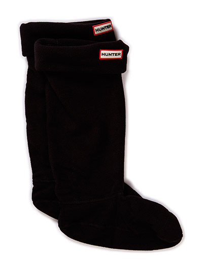 Boot Sock - BLACK