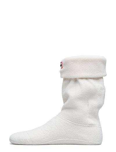 Hunter Short Boots Socks - CREAM