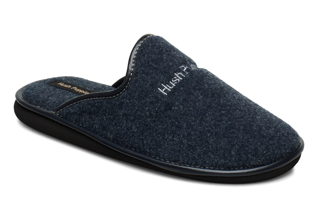 Hush Puppies FELT - NAVY