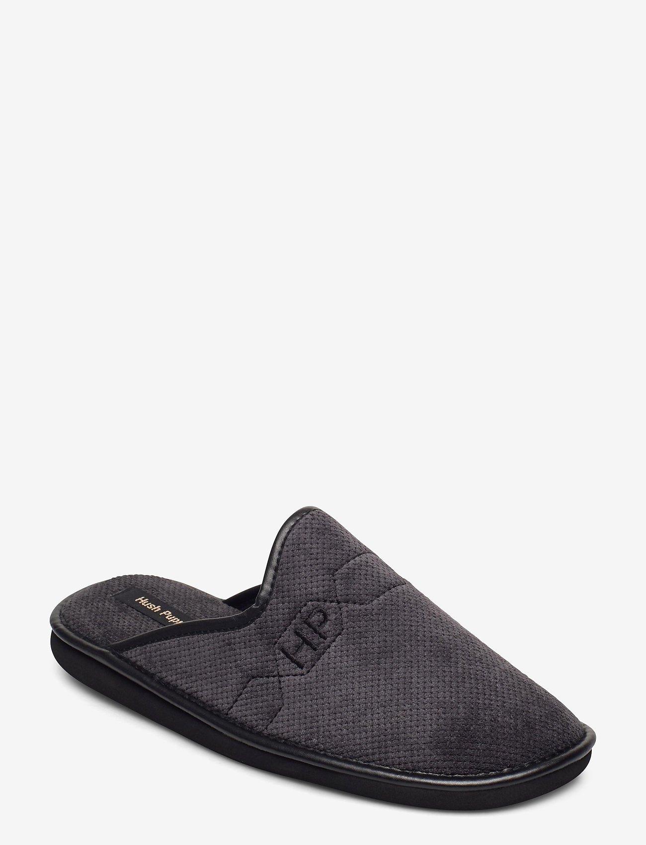 Hush Puppies - TUCUMAN - tossut - black - 0