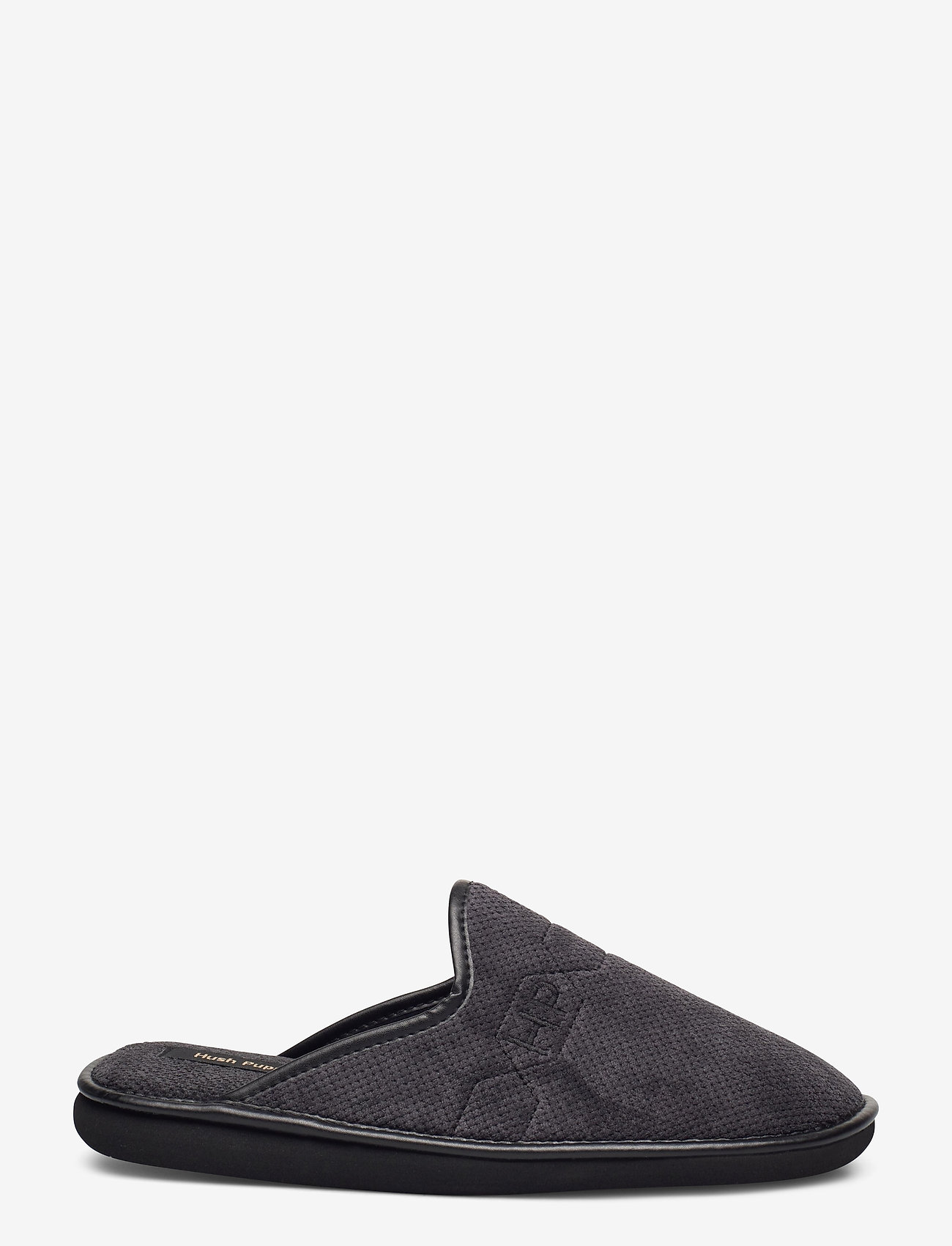 Hush Puppies - TUCUMAN - tossut - black - 1