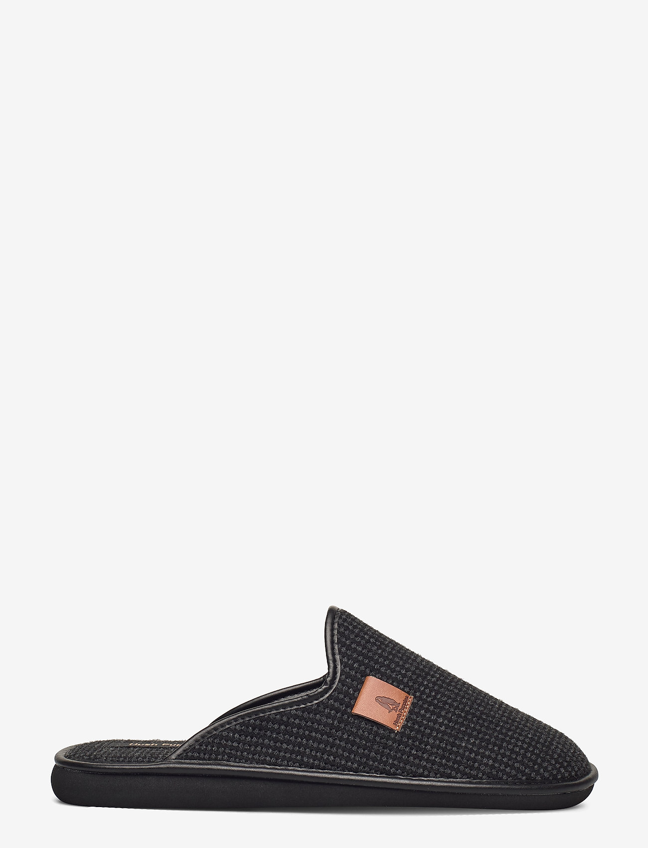 Hush Puppies - RICARD - tossut - black - 1