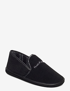FELT SLIPPER - tossut - black
