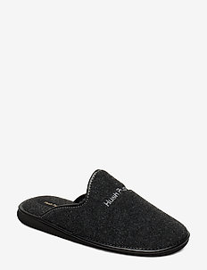 FELT SLIPPER - tossut - antracit