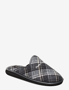 SLIPPER 19167 - BLACK
