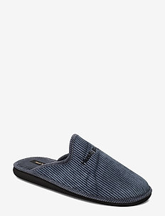 TEXTILE PANA - slippers - navy