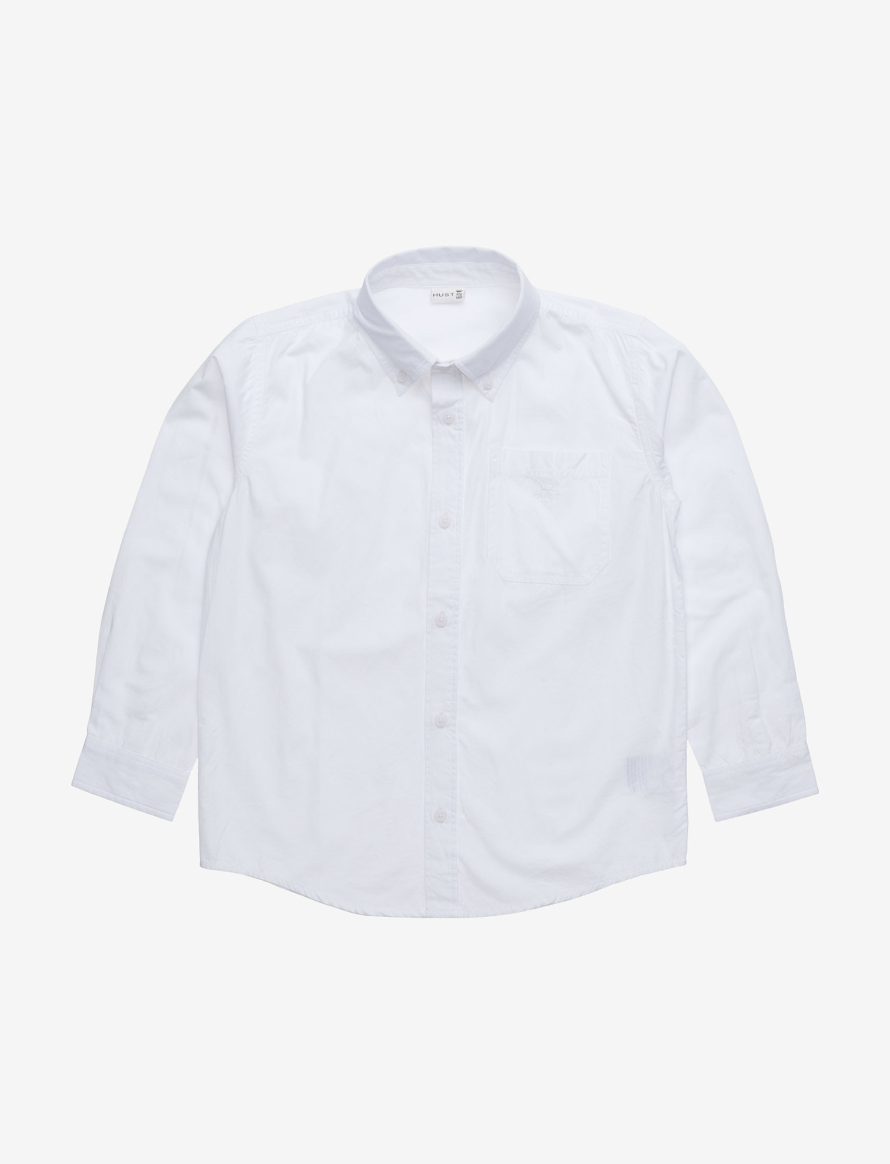 Hust & Claire - Ross - Shirt - shirts - white - 0