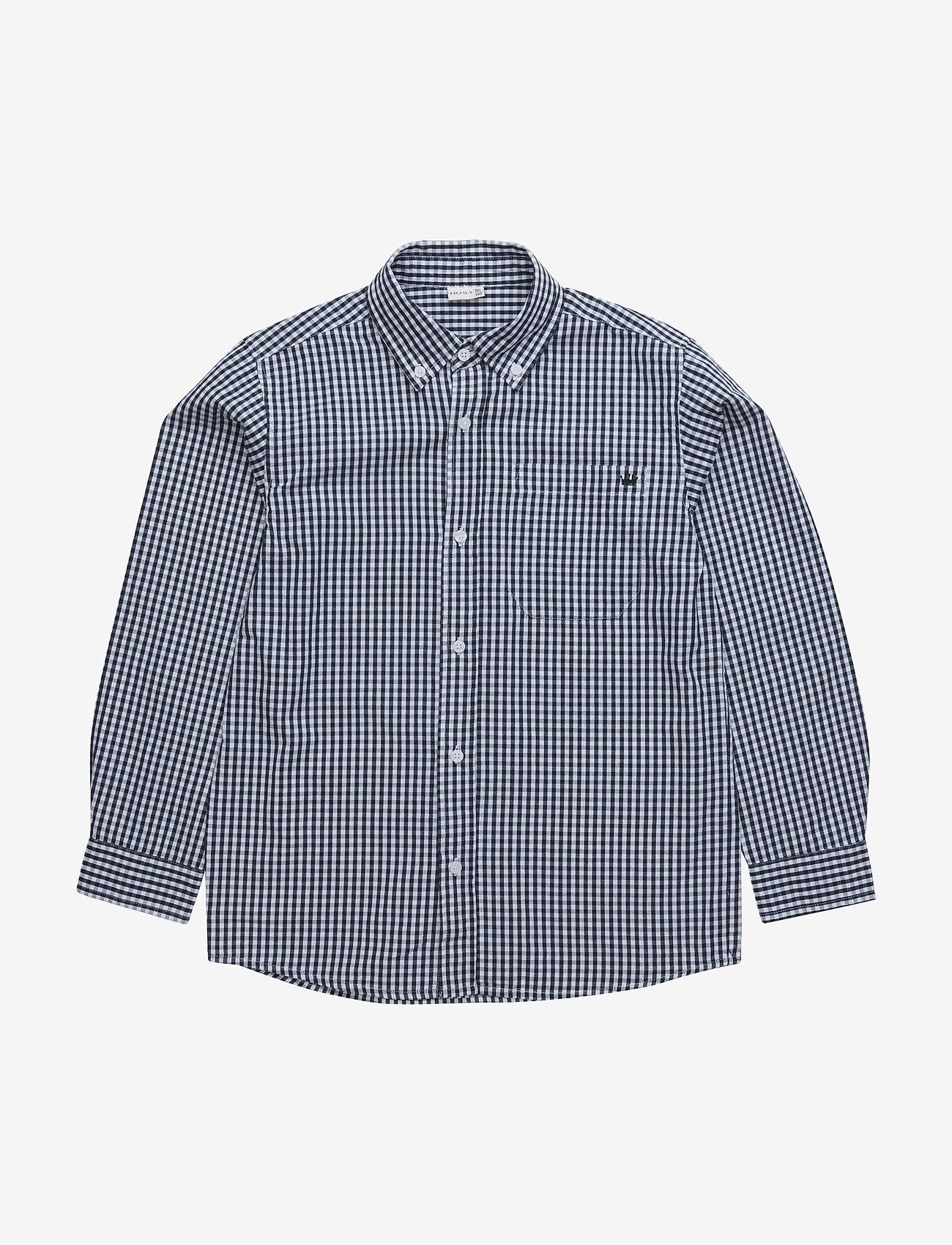 Hust & Claire - Rene - Shirt - shirts - navy - 0