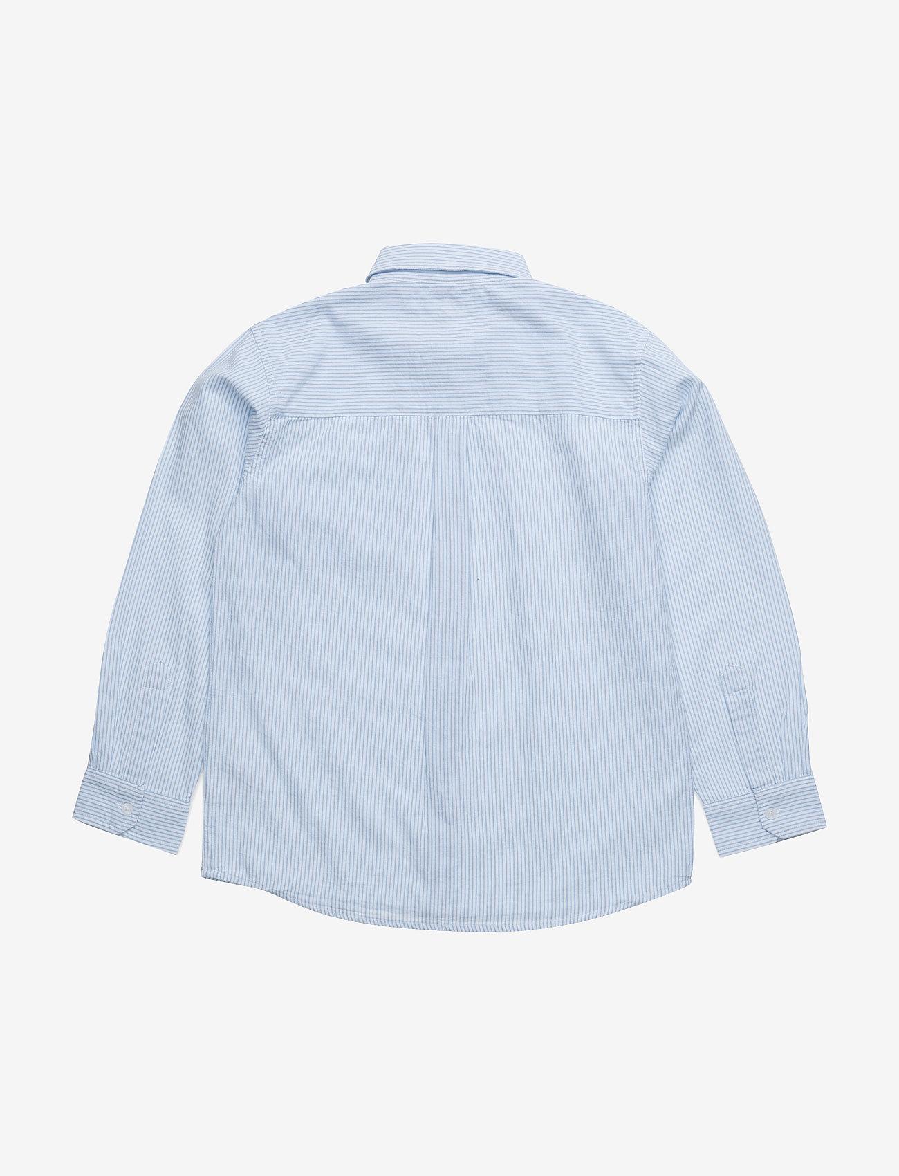 Hust & Claire - Ruben - Shirt - overhemden - light blue - 1