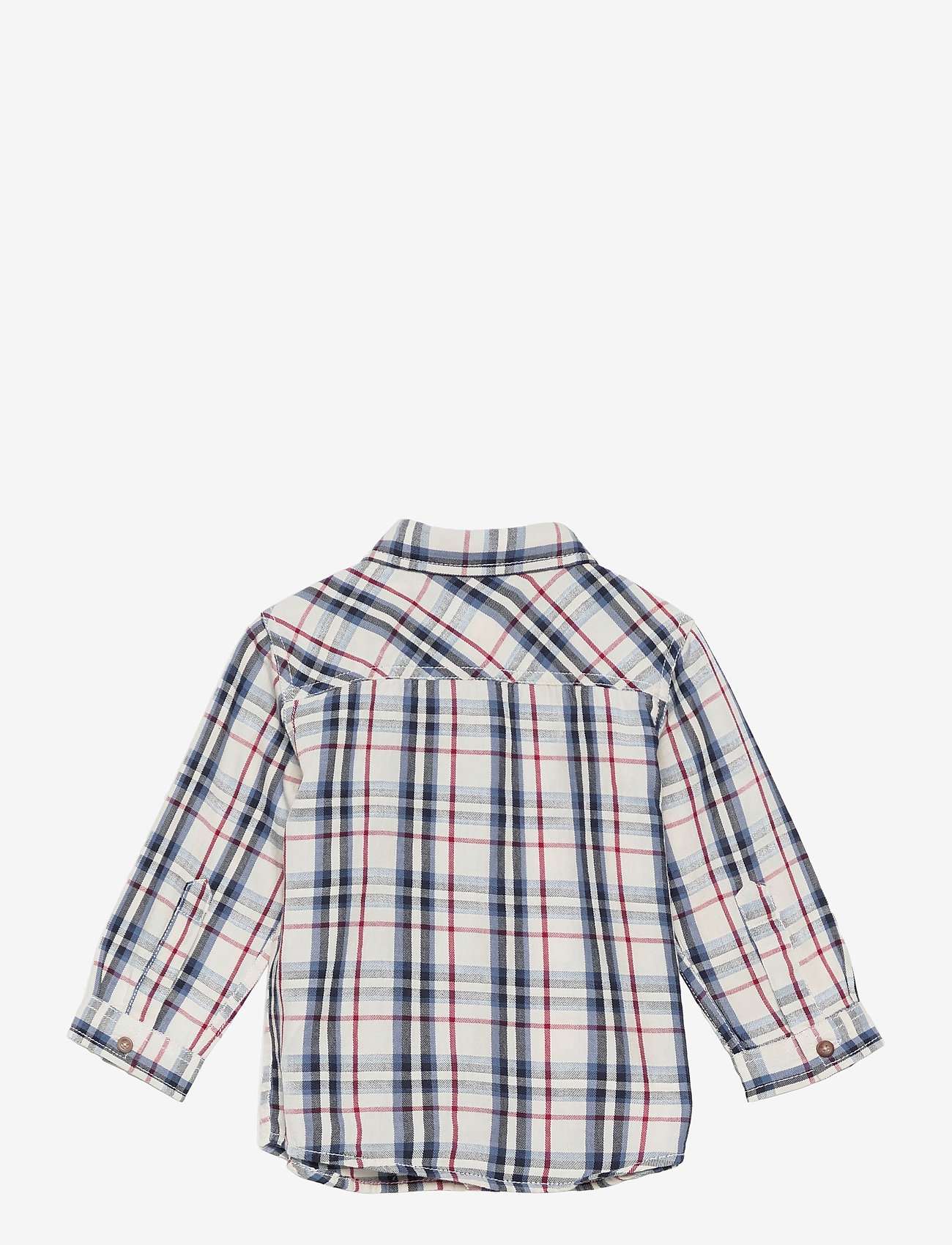 Hust & Claire - Ramon - Shirt - shirts - white bone - 1