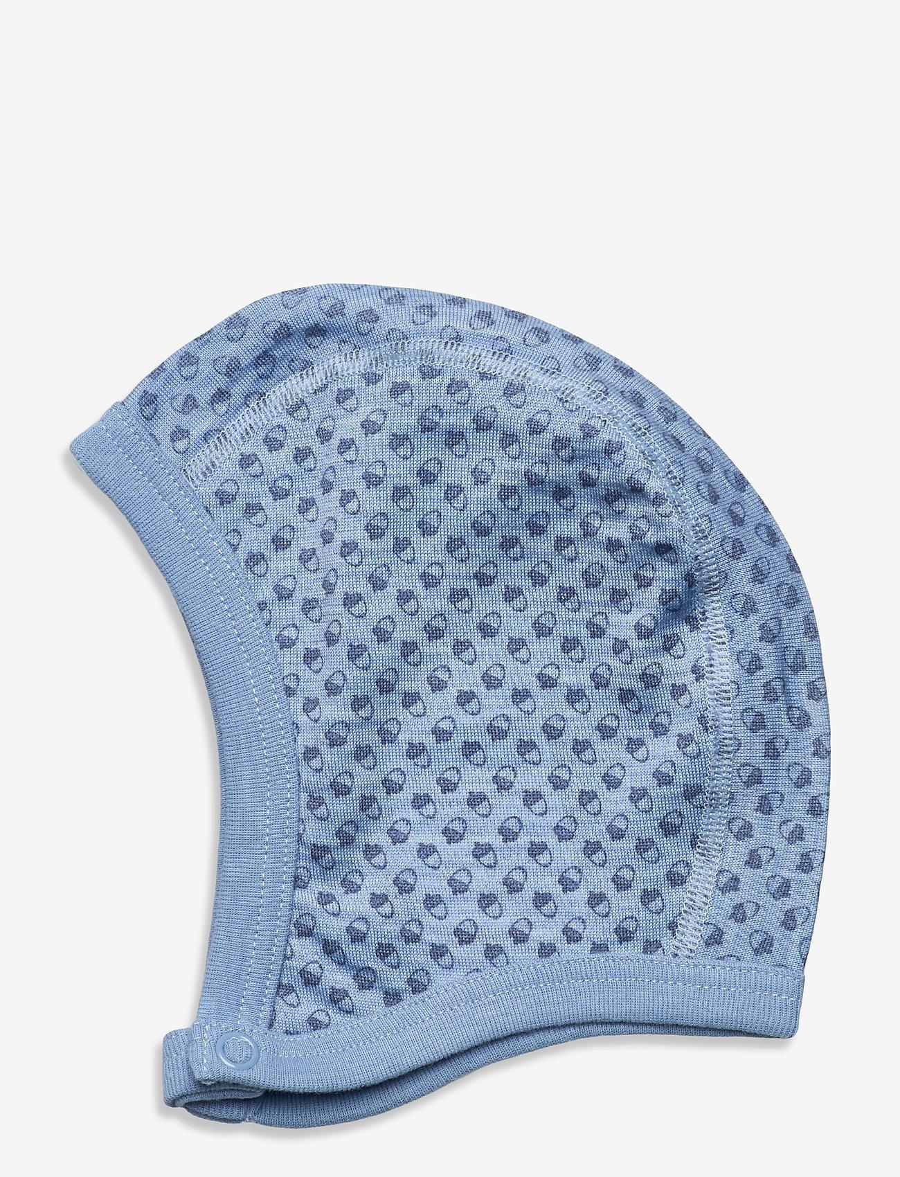 Hust & Claire - Hat - babyhuer - blue dawn melange - 1