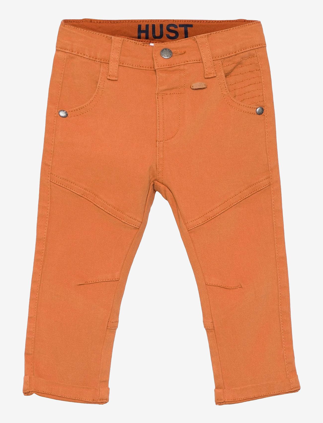 Hust & Claire - Jonas - Jeans - jeans - terracotta - 0