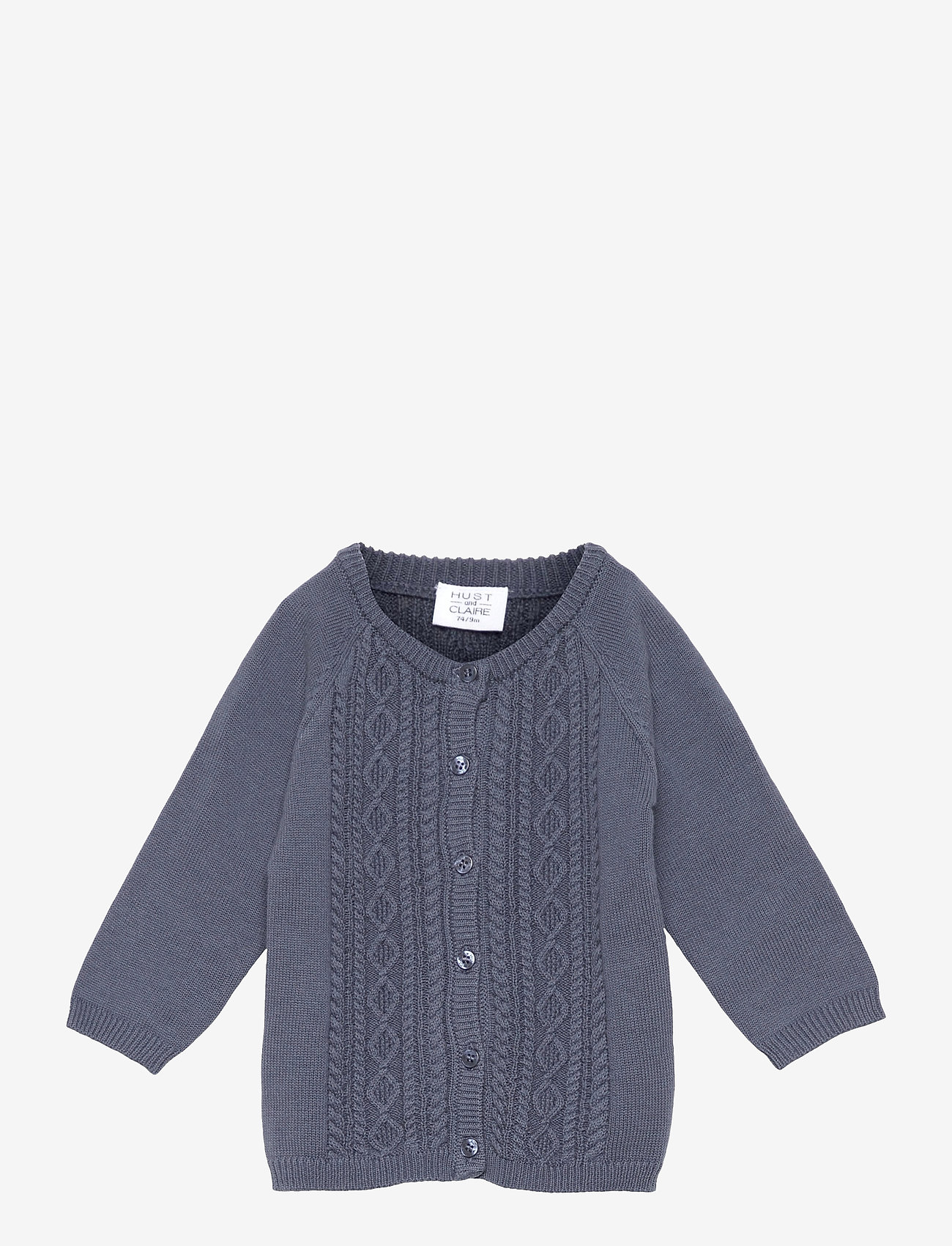 Hust & Claire - Cammie - Cardigan - gilets - blue storm - 0
