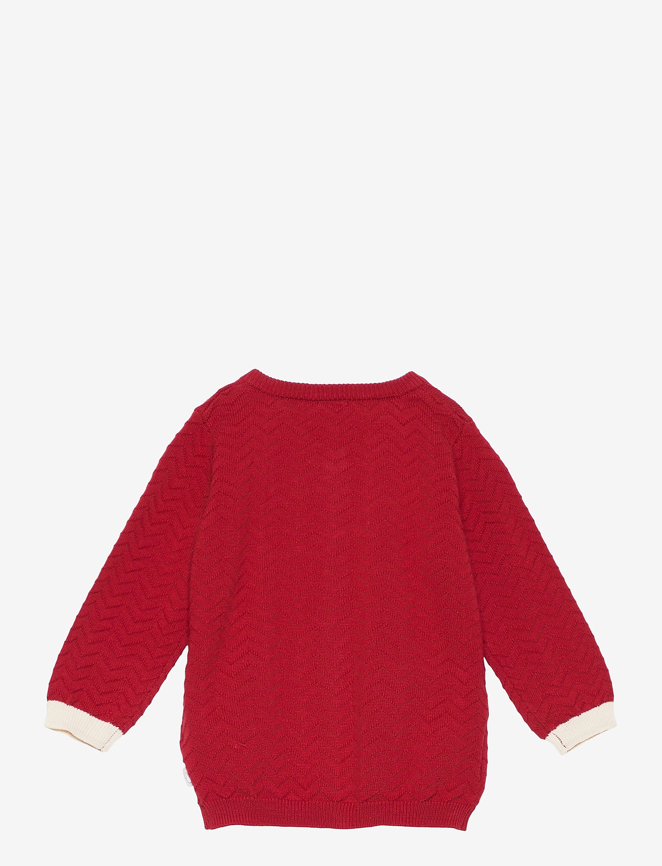 Hust & Claire - Cammi - Cardigan - gilets - rio red - 1
