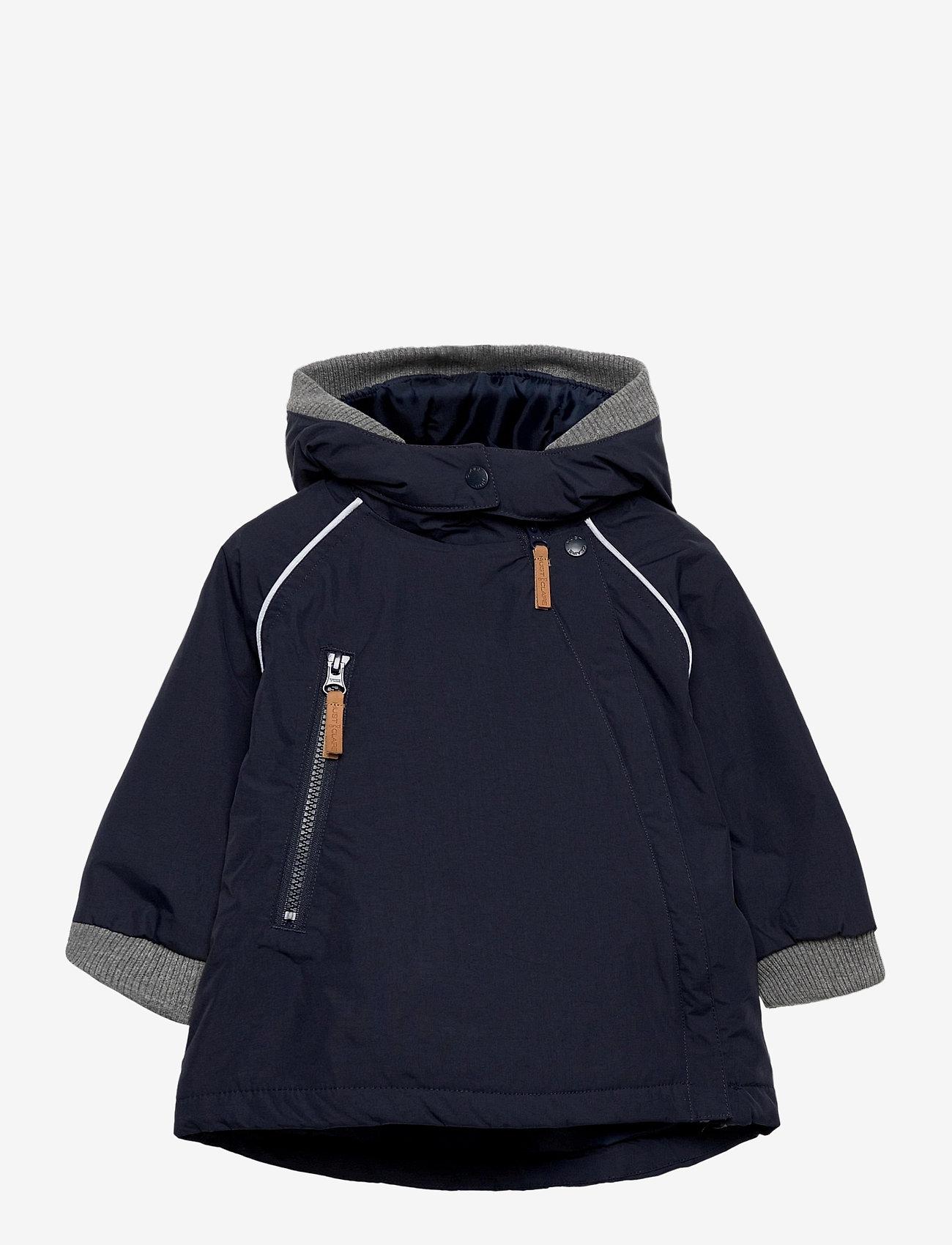 Hust & Claire - Obi - Jacket - dunjakker & forede jakker - navy - 0