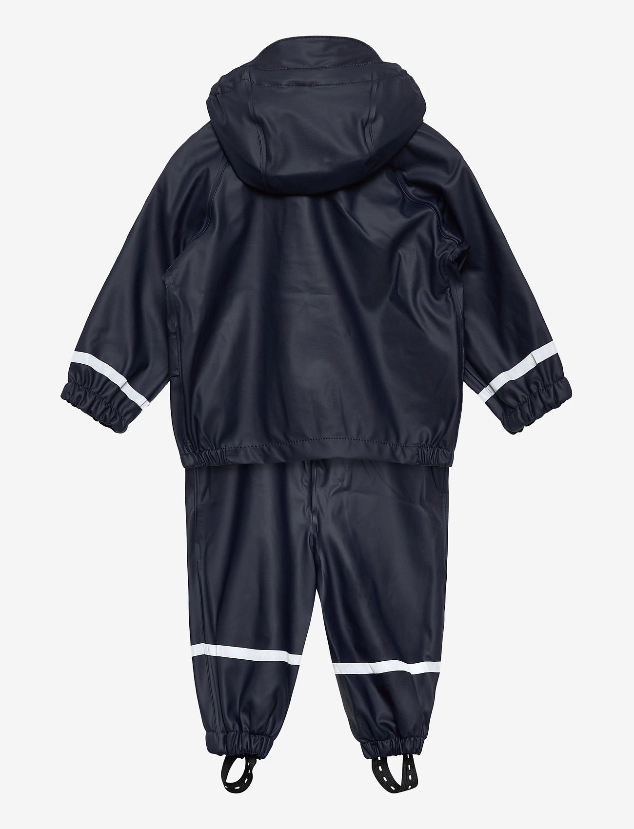 Hust & Claire - Rain Overall Set - ensembles - navy - 1