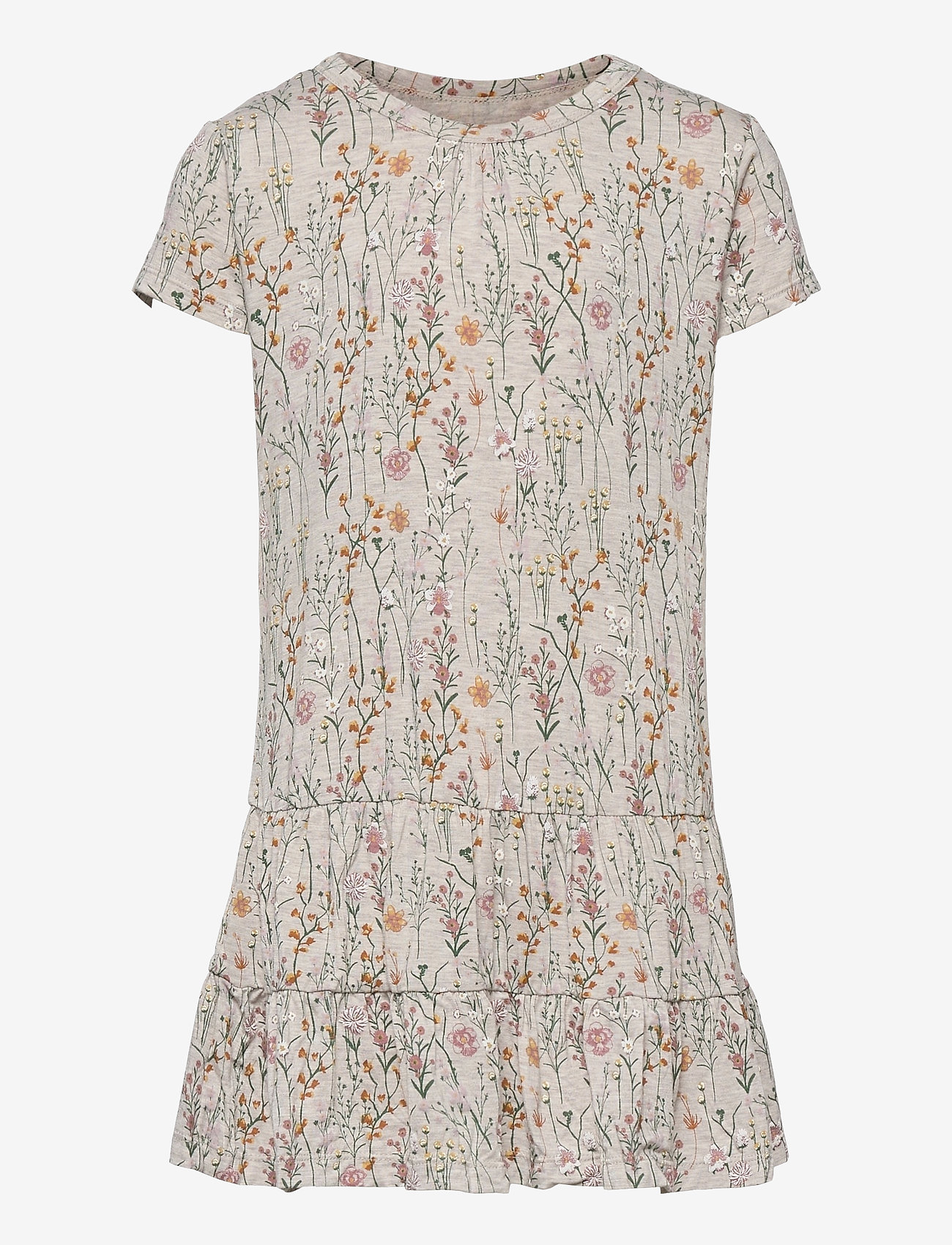 Hust & Claire - Fuia - Nightwear - kleider - wheat - 0