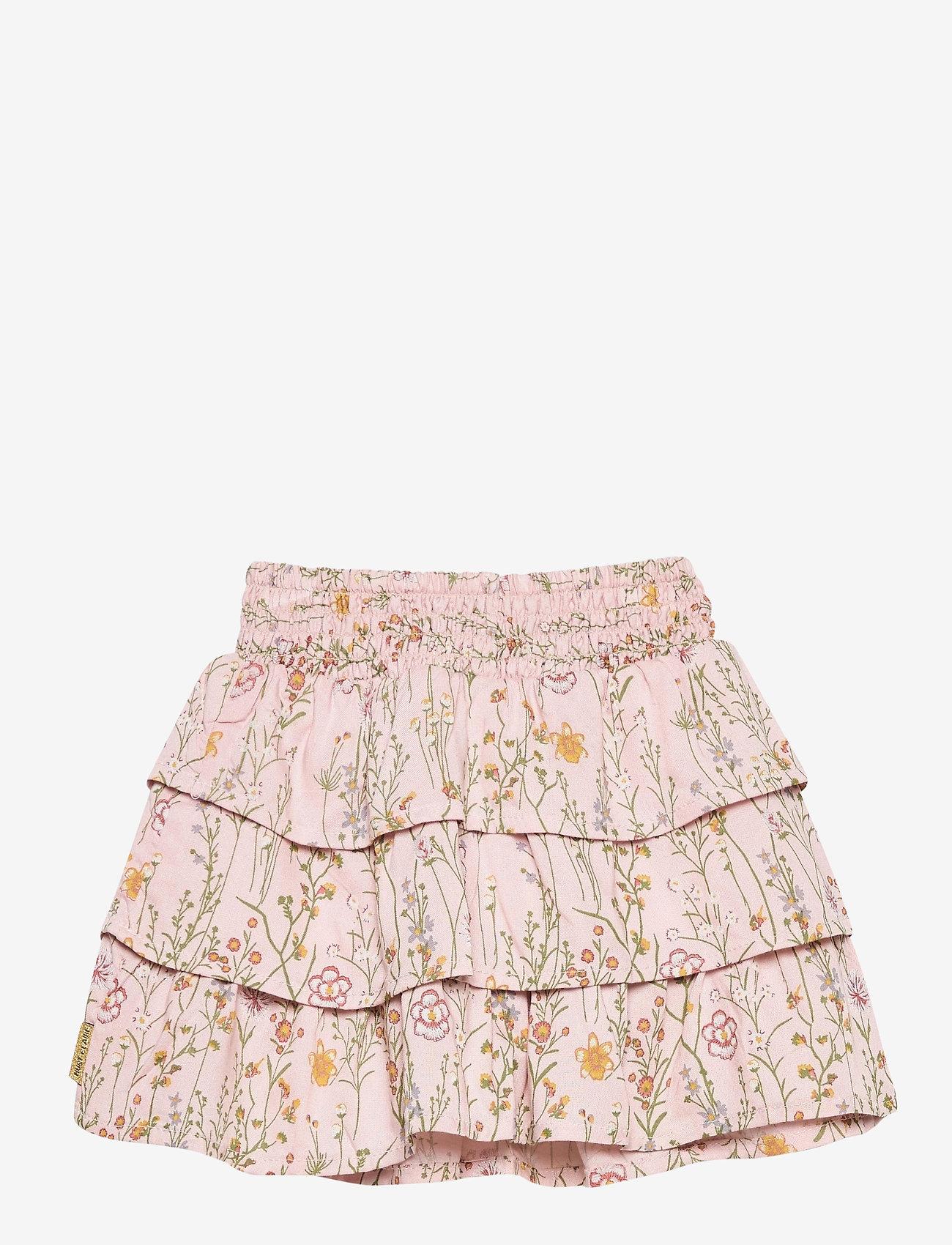 Hust & Claire - Nanny - Skirt - röcke - skin chalk - 1