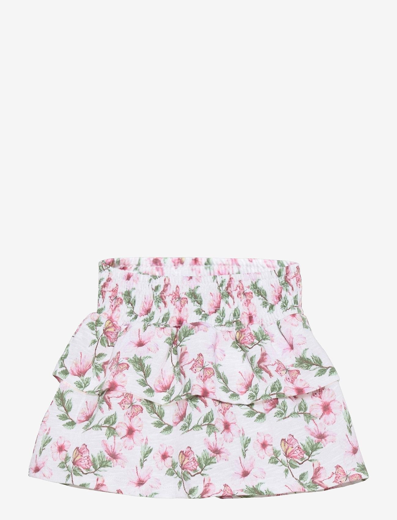 Hust & Claire - Naena - Skirt - röcke - white - 0