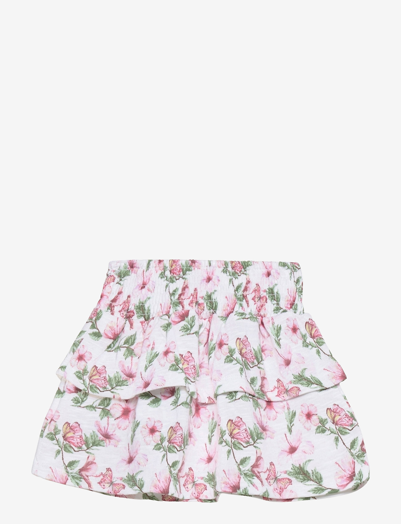 Hust & Claire - Naena - Skirt - röcke - white - 1