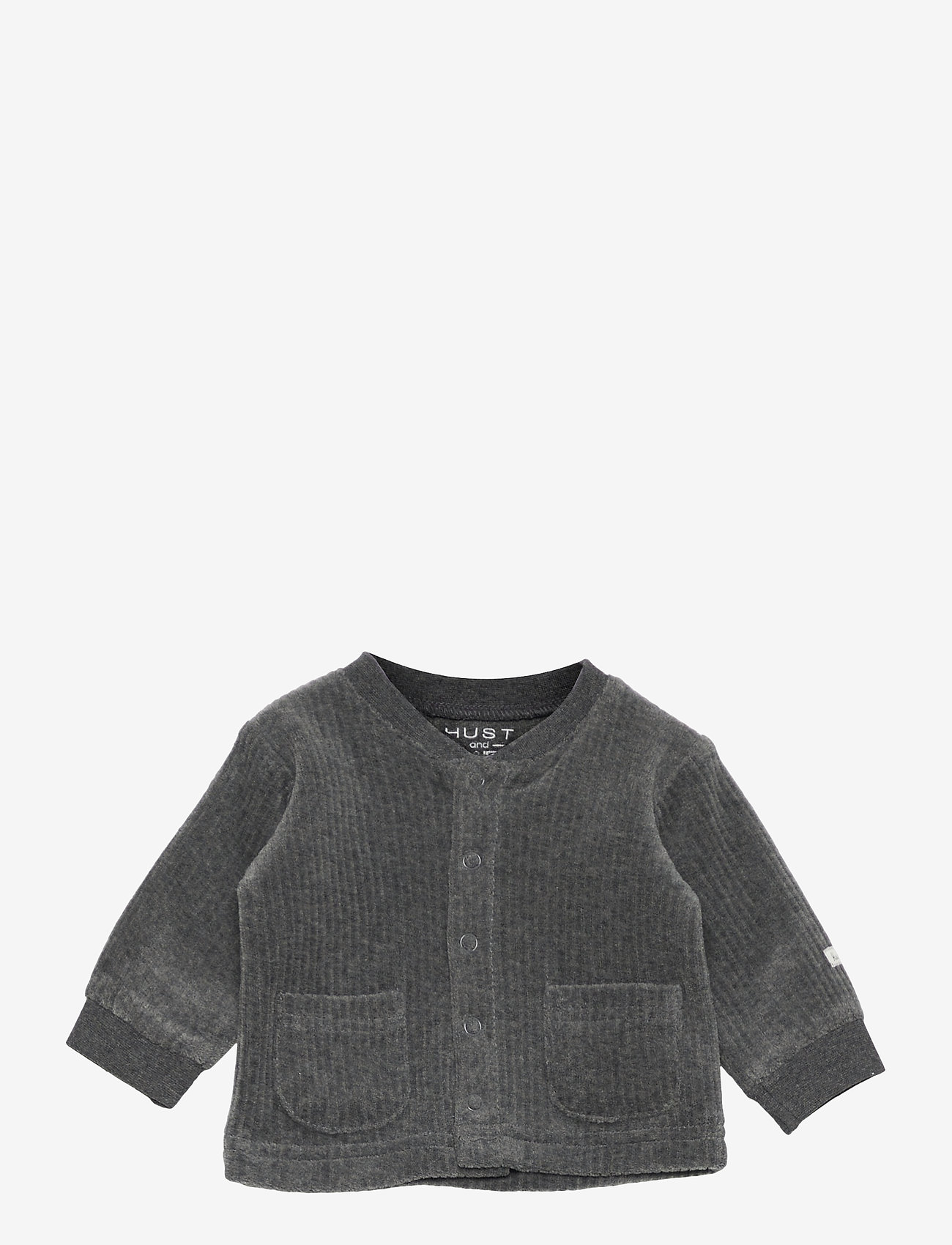 Hust & Claire - Casey - Cardigan - gilets - grey blend - 0