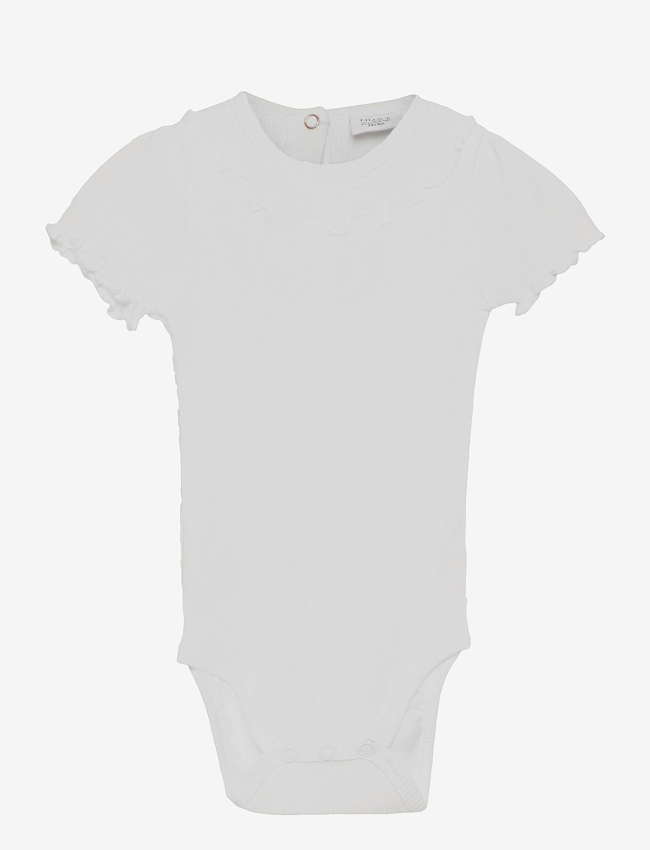 Hust & Claire - Bibbi - Bodystocking - kurzärmelige - white - 0