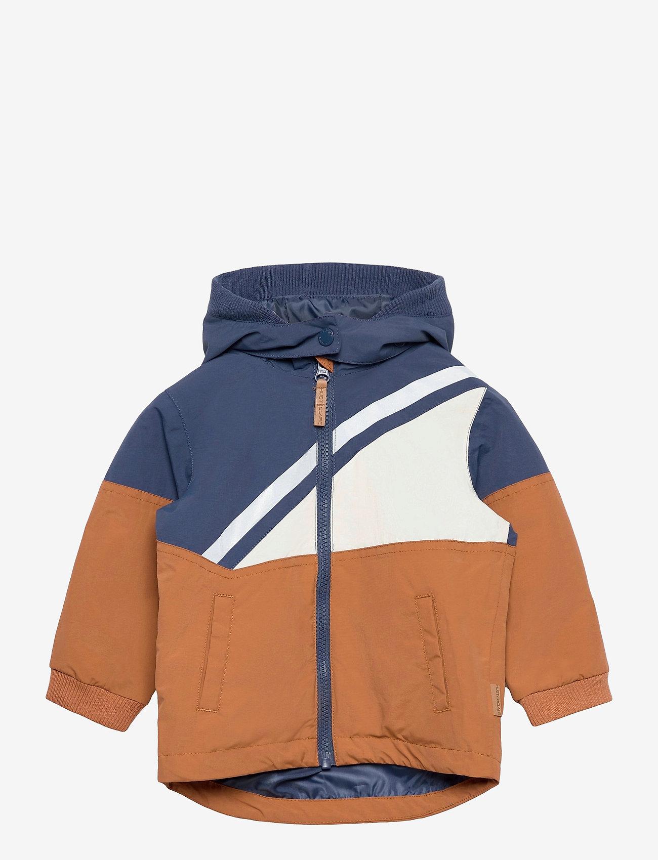 Hust & Claire - Oskar - Jacket - softshell jassen - leather - 0