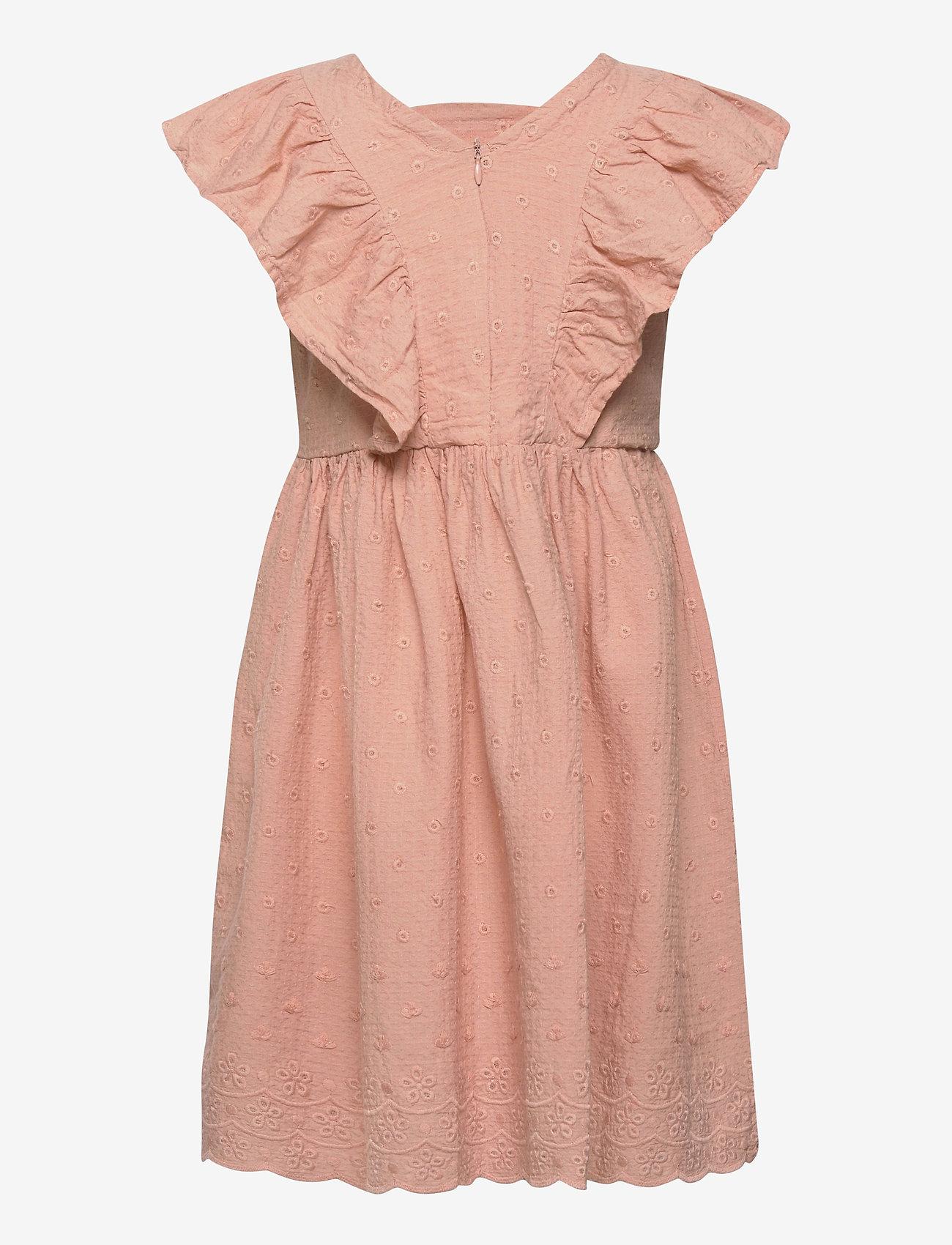 Hust & Claire - Katia - Dress - kleider - desert red - 1